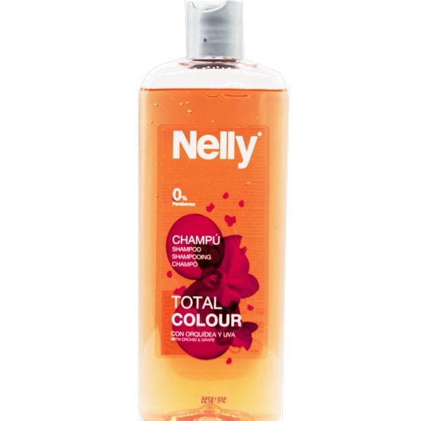 شامپو تثبیت کننده رنگ مو توتال کالر نلی