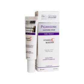کرم ضد لک حاوی ویتامین سی پیگمازوم فیس دوکس