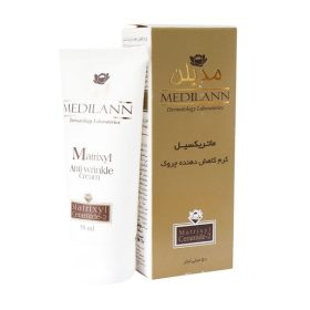 کرم ضد آفتاب رنگی SPF50 مناسب پوست های معمولی و خشک مدیلن