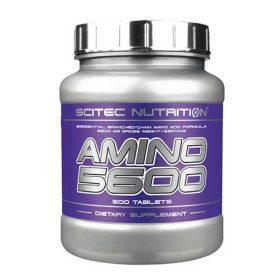 مکمل آمینو 5600 سایتک نوتریشن SCITE CNUTRITION AMINO