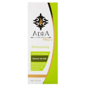 شامپو پروتئینه حاوی عصاره جوانه گندم آدرا