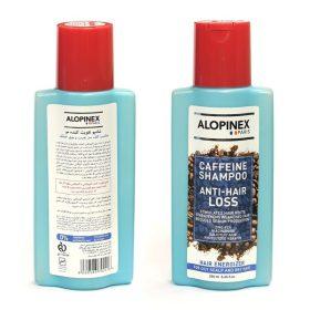 شامپو کافئین ضد ریزش پوست چرب و موی خشک
