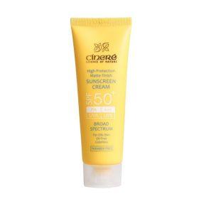 کرم ضد آفتاب SPF50 سینره