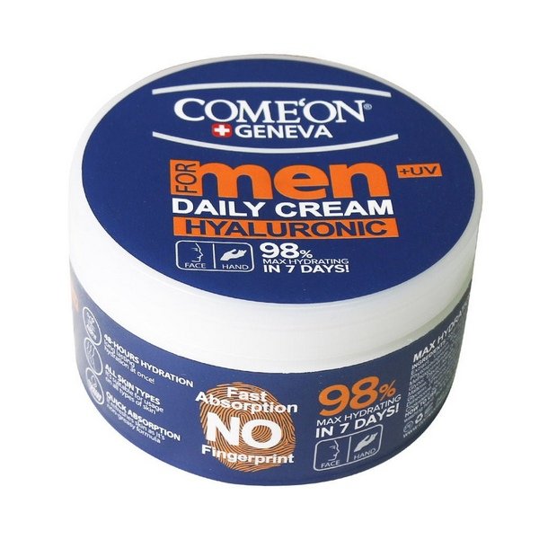 کرم مرطوب کننده مردانه کامان