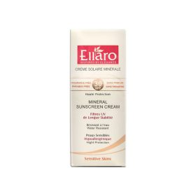 کرم ضد آفتاب مینرال SPF30 مناسب پوست های حساس الارو