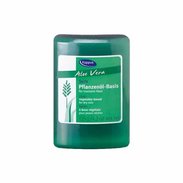 صابون آلوئه ورا مناسب پوست های خشک و آسیب دیده کاپوس