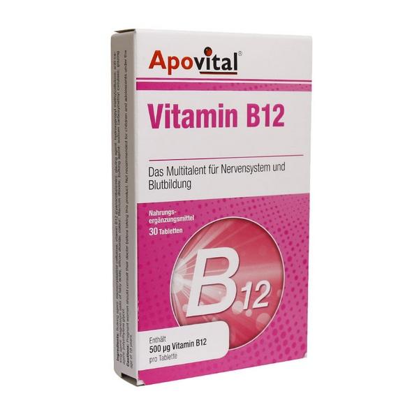قرص ویتامین ب12 آپوویتال