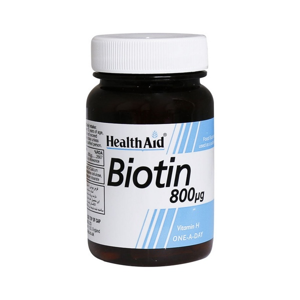 قرص بیوتین800 هلث اید