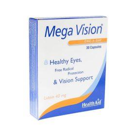 کپسول مگا ویژن لوتئین 40 هلث اید
