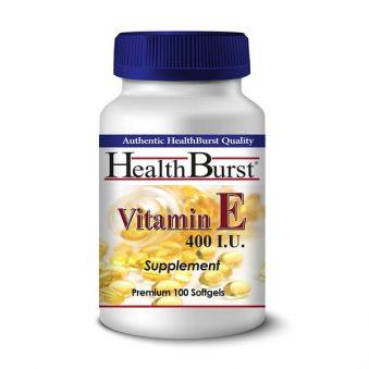 سافت ژل ویتامین ای هلث برست