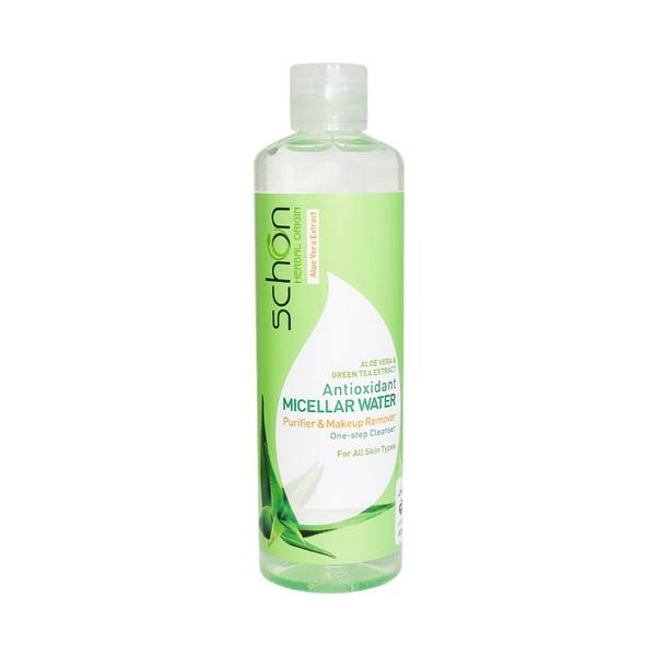 محلول پاک کننده میسلار آنتی اکسیدان 300 میلی لیتر شون