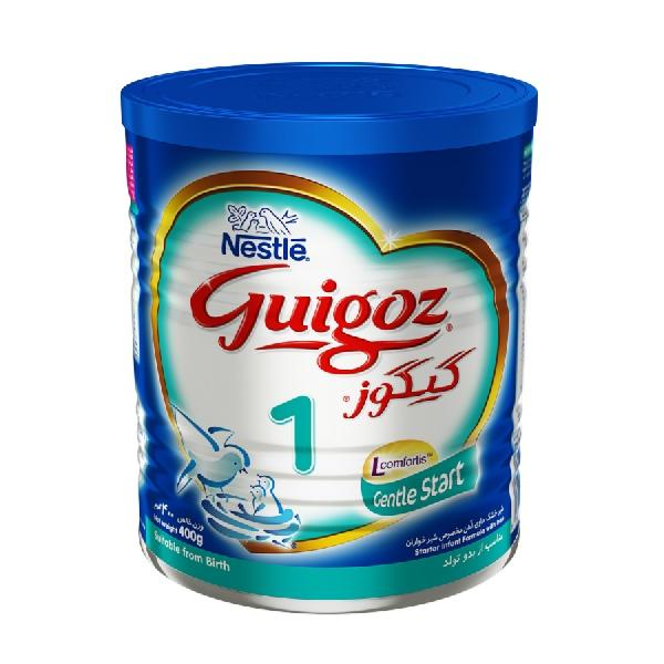 شیر خشک گیگوز 1 نستله از بدو تولد تا 6 ماهگی