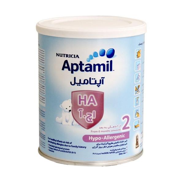 شیر خشک آپتامیل اچ آ 2 نوتریشیا