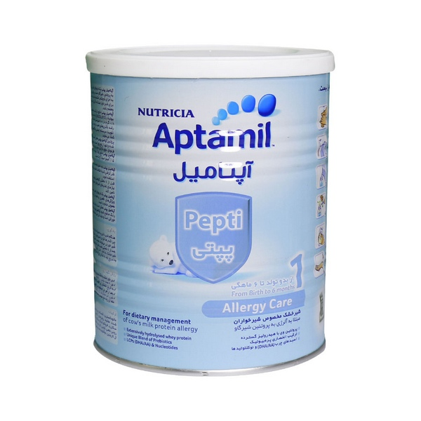 شیر خشک آپتامیل پپتی 1 نوتریشیا