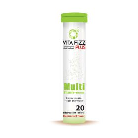 قرص جوشان مولتی ویتامین مینرال ویتافیز پلاس