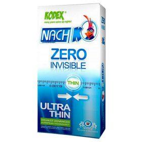کاندوم نازک و نامرئی زیرو اینویزیبل ناچ کدکس