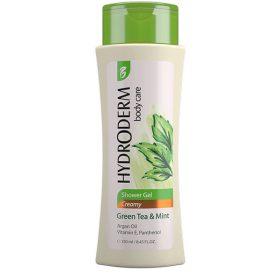 شامپو بدن کرمی با رایحه نعنا و چای سبز 250 میلی لیتر هیدرودرم